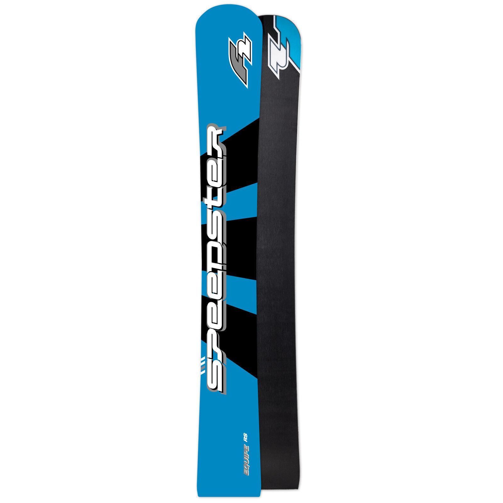 HERREN ALPIN RACE SNOWBOARD - F2 SPEEDSTER RS EQUIPE TX CARBON 2019  175 CM