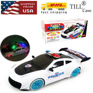 Toys for Boys Police Car Truck Kids 3 4 5 6 7 8 9 Year Old Age ... Police Golf Cart Trucks on police vehicles being repaired, police lights for golf cart, police tow truck,