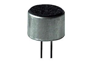 Capsula-microfonica-a-condensatore-omnidirezionale-9-7x6-5mm-circuito-stampato