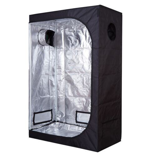 600D Mylar 36/'/'x20/'/'x63/'/' Grow Tent Room for Hydroponics Indoor Plant Growing