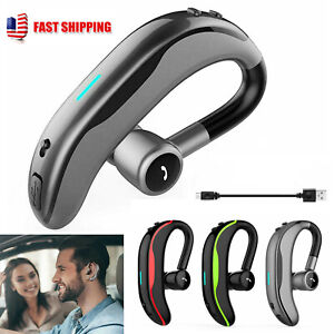 Bluetooth Headset Wireless Earphone For Samsung Iphone Huawei P30 Pro P20 P9 Lg Ebay