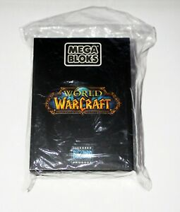 WORLD-OF-WARCRAFT-Mega-Bloks-Thrall-Figure-BlizzCon-2011-Promo-Epic-OOP-NEW-RARE