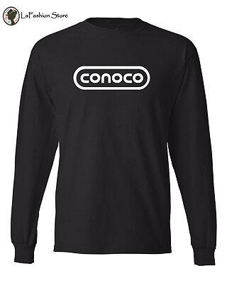 NEW POPULAR CONOCO LOGO EDITION LEFT T-SHIRT