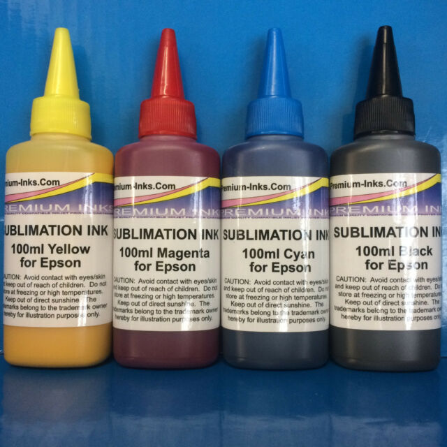 400ml Dye Sublimation Ink for Epson Expression Home XP 225 235 325 425  Printers