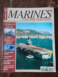 Marines & Forces Naval No 70 2000 The Avisos A69