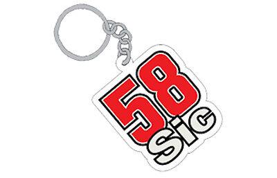 14 55002 New Official SuperSic Jaguar Keyring