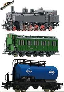 Roco-AC-68240-Dampflok-Rh-93-Wagen-44507-56257-OBB-Ep-3-NEU-OV-zu-78260-68245