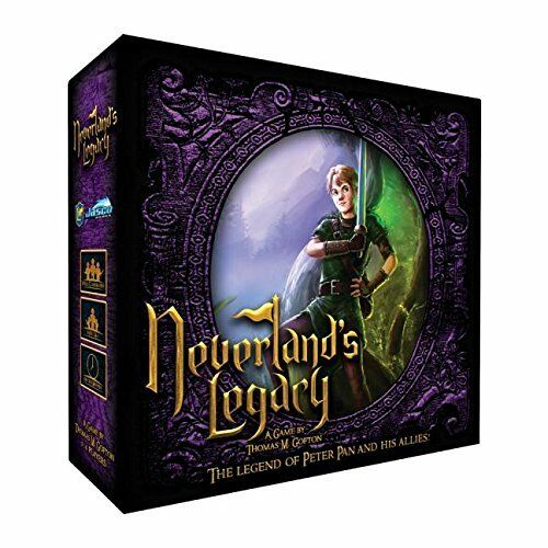 Neverland's Legacy Board Game - New