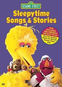 Sesame-Street-Sleepytime-Songs-amp-Stories-DVD-NEW