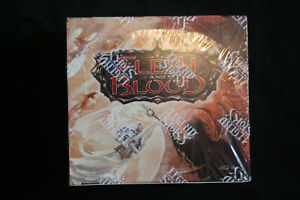 Flesh and Blood - Monarch 1st Edition Alpha Booster Box - Factory Sealed