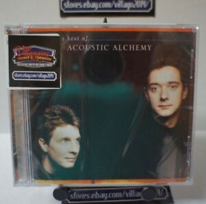ACOUSTIC-ALCHEMY-THE-VERY-BEST-OF-ACOUSTIC-ALCHEMY-NEW-CD-FREE-SHIPPING