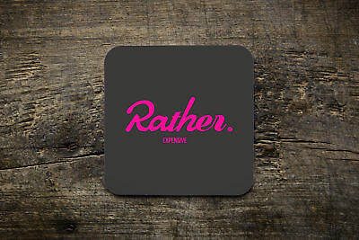 Delizioso Rather Expensive Coaster - Bike Ninja Cycling Inspired By Rapha Ufficiale 2019