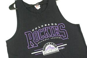 Vintage 1991 Colorado Rockies Tank Top