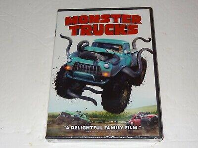 Monster Trucks Movie Brand New Sealed Dvd 32429267436 Ebay