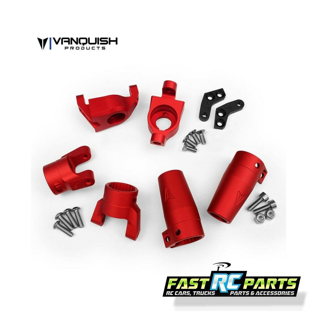 Vanquish Axial Wraith Stage One  Kit rosso Anodized VPS06513  qualità autentica