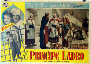 EXOTIC-AVENTURE-THE-PRINCE-WHO-WAS-A-THIEF-TONY-CURTIS-1951-FOTOBUSTA-RUDOLPH-M
