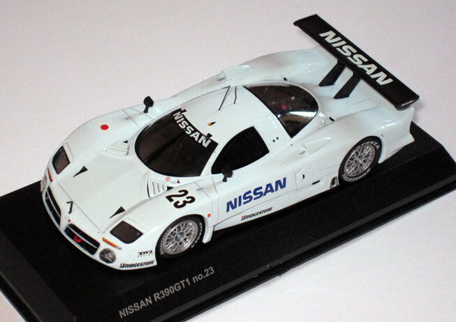 Kyosho 1 43 Nissan R390GT1 1998 Test Car 03423A