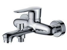 Design moderno parete montato bagno Filler miscelatore doccia rubinetto-con finitura cromata