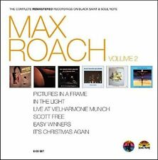 MAX ROACH - THE COMPLETE REMASTERED RECORDINGS, VOL. 2 * NEW CD