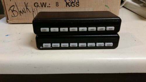Astro Spectra Motorola Systems 9000 HLN1365B DEK Control Head Spectra
