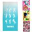 Minecraft//Fortnite Shuffle Serviette Garçons Filles Enfants Serviette de plage bain vacances