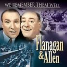 We Remember Them Well 5060088440582 by Flanagan & Allen CD