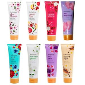 BODYCOLOGY-1-8oz-Tube-BODY-CREAM-Scented-MOISTURIZING-BUTTERS-YOU-CHOOSE-1b