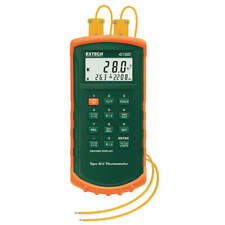 Extech 421502 Thermocouple Thermometer2 Intype J K