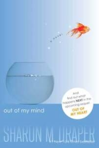 Out of My Mind - Paperback By Draper, Sharon M. - VERY GOOD