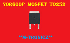 70r600p Mosfet Mmd70r600prh To252 Usa Seller