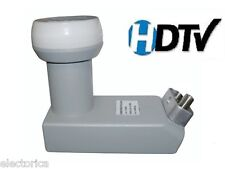 DSS SQUARE LNB DISH NETWORK BELL DIRECTV FTA DTV CIRCULAR SATELLITE LNBF