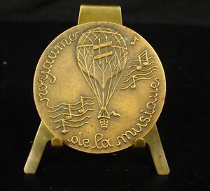 Medaglia-Regno-Della-Musica-53-G-50-mm-Medal