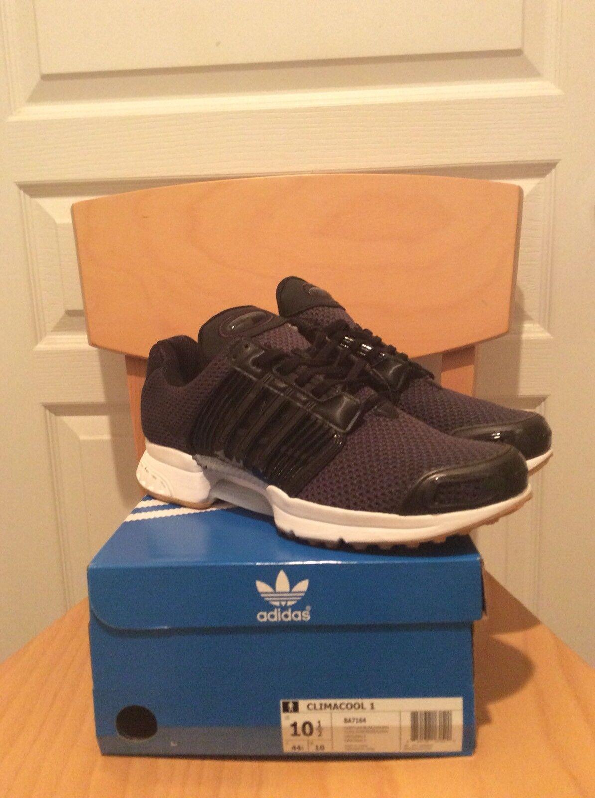 Adidas Adidas Adidas Climacool; Black White Gum; DS; BA7164; US 10.5 5e6518