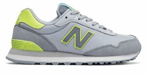 New Balance Women's 515 Shoes Grey with