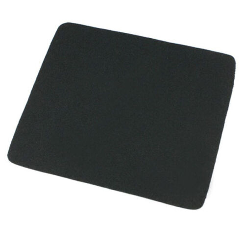 Black 22*18cm Gaming Mouse Pad Mouse Mat for Laptop Computer Tablet PC Gamer New