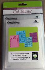 cuttlebug embossing folders paisley set of 4 RRP £14.95