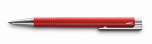 L204MRD New In Box Red Ballpoint Pen Lamy Logo M