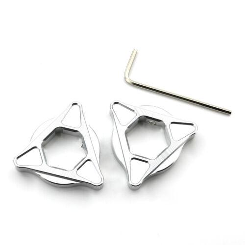 For Honda CBR 1000RR 2008 2009 2010 2011 CNC Fork Preload Adjustment Adjusters