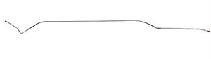 1998-2001 Chevy Blazer Front to Rear Brake Line Steel