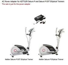 AC DC Power Adapter for Kettler Fitness Satura P Satura P EXT Elliptical Trainer