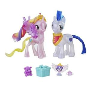 my little pony best gift ever princess cadance shining armor set