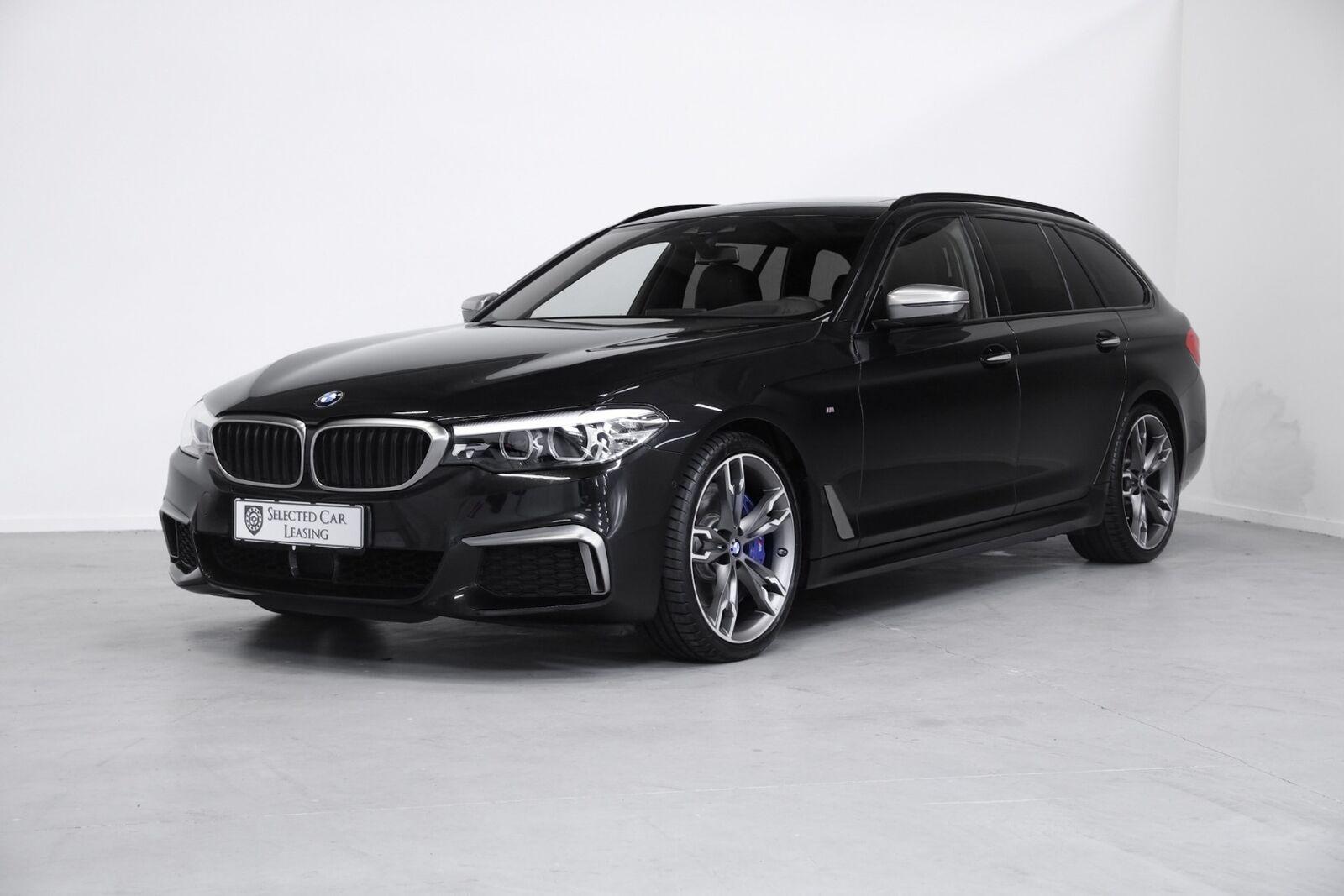 BMW M550d 3,0 Touring xDrive aut. 5d