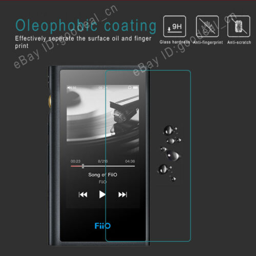Tempered Glass Screen Protector Film For FiiO M9
