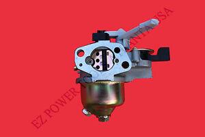 Generac 6922 006922 006922-0 2800PSI 2.4GPM Pressure Washer Carburetor