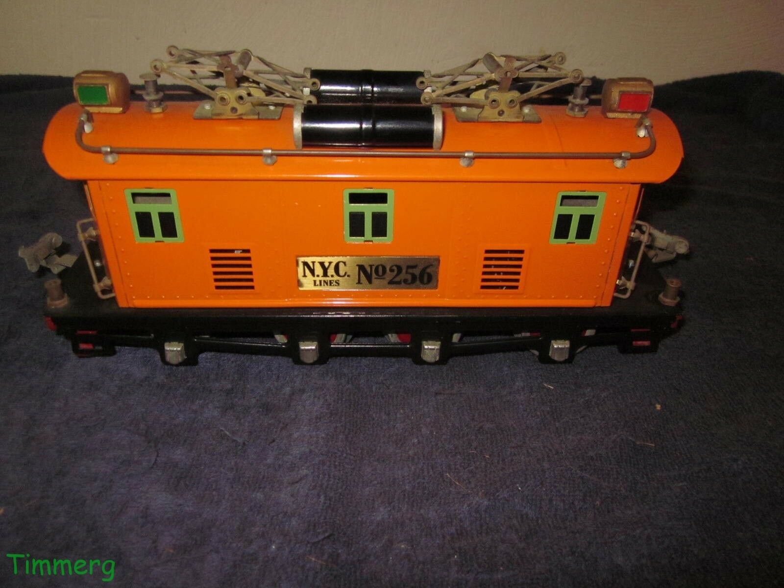 Lionel Williams 256 Prewar O Gauge 0-4-4-0 Electric Locomotive