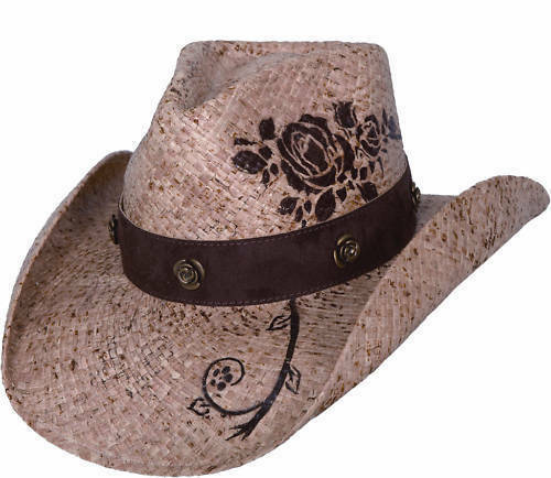 Bullhide  Romantic Dream  Hat by Montecarlo 2508