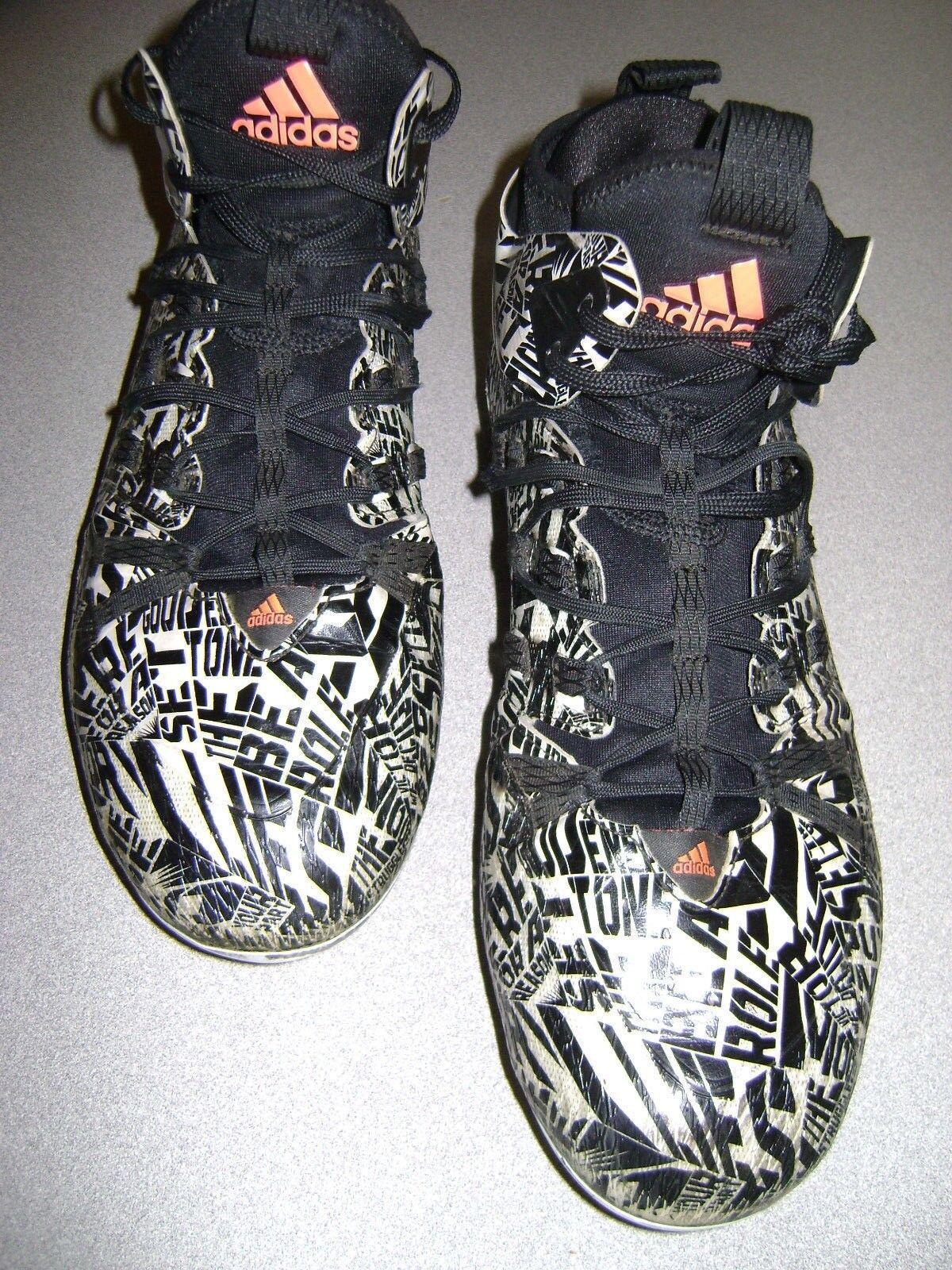 Adidas mantraflage / schwarz s84030 / weiß - stollen s84030 schwarz 709332