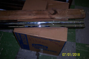 EARLY-CB-CL-450-HONDA-CHROME-FORK-TUBES-10-AFTERMARKET