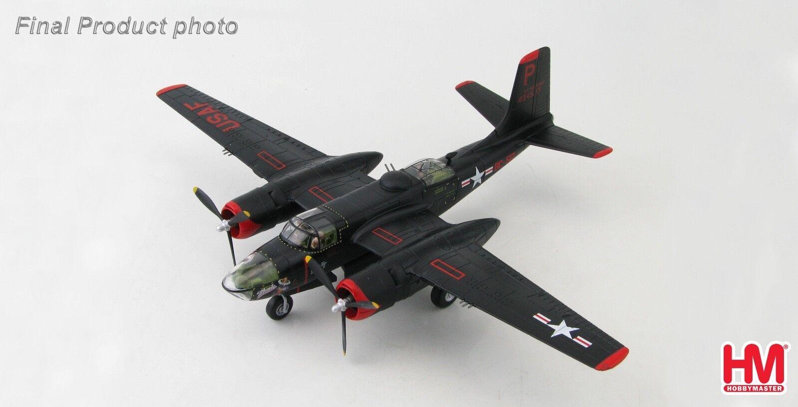 Hobby Master HA3220 1/72 Douglas A-26B 44-34517 Monie, 37th Bs, 17th BG, Corea