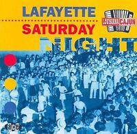 LAFAYETTE SATURDAY NIGHT - Various Artists CD ** Like New / Mint RARE **